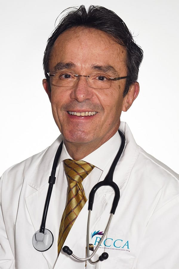 Victor M  Priego, MD - Regional Cancer Care Associates