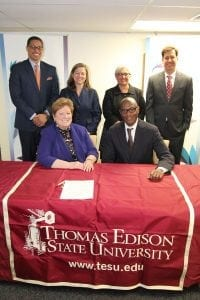 Regional Cancer Care Associates Partners with Thomas Edison State University