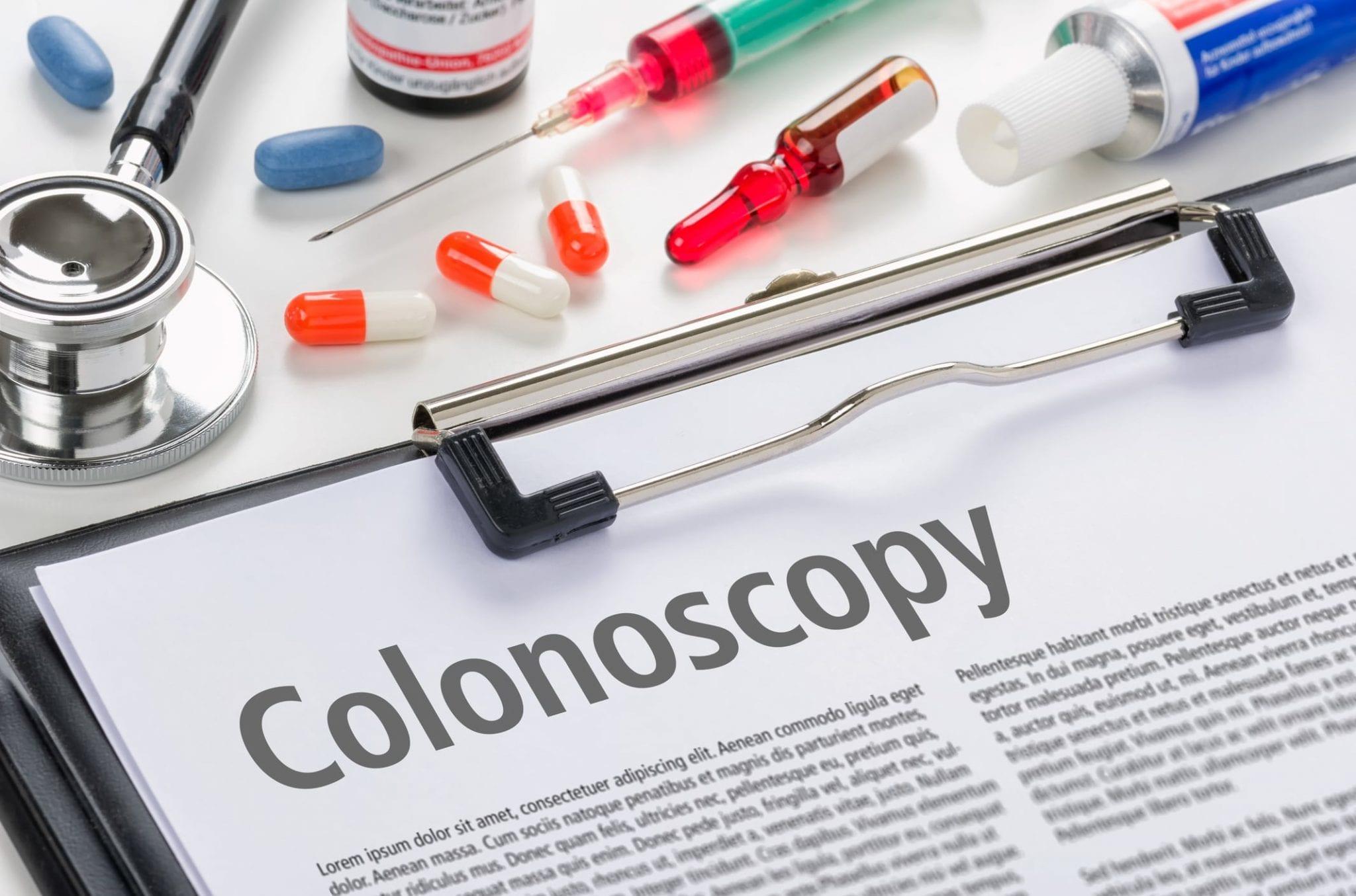 Colonoscopy Chart