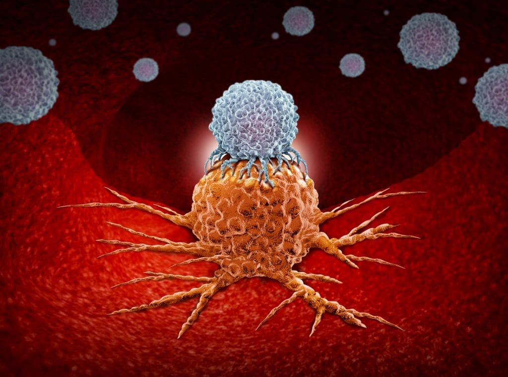 Immunotherapy Rendering