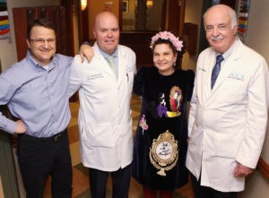 Hopeful News for Cancer Patients from Iuliana Shapira, MD, RCCA's New Chief Medical Officer