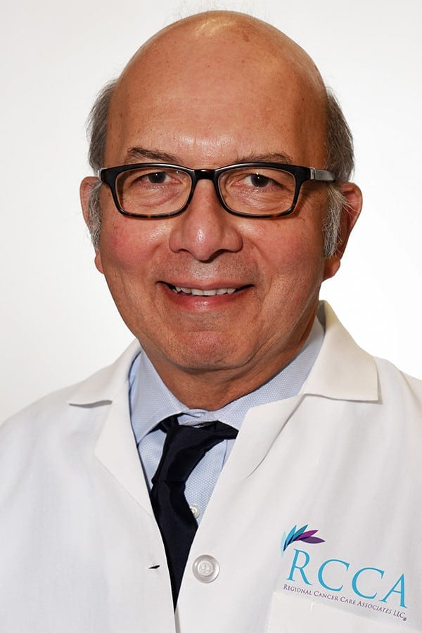 Fredrick Smith, M.D. Recipient of LUNGevity Face of Hope Award